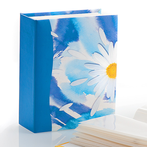 Artworkbook blue (100 Seiten)