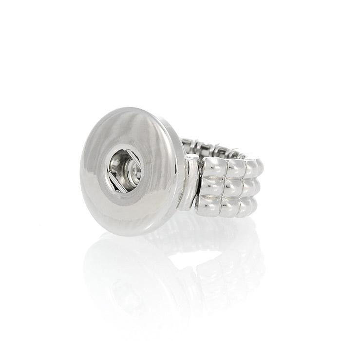 Metallring für Standard-Snap-Click-Buttons