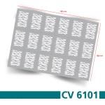 CV6101 Klebeschablonen 2