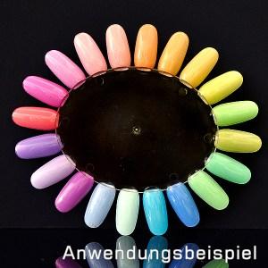 Präsentier-Rondell (oval)