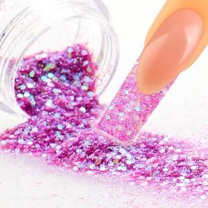 Glittermix Summer Breeze-Violet