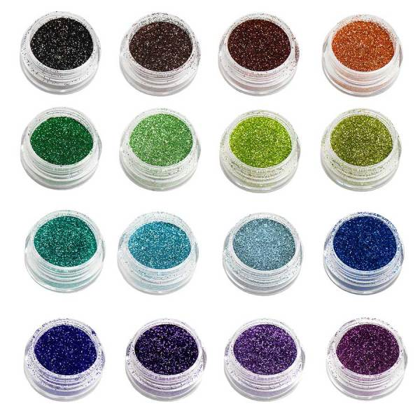 100 Glitter Auswahl 2