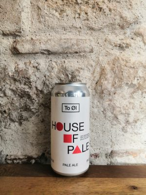 House Of Pale – To Øl – 44 cl