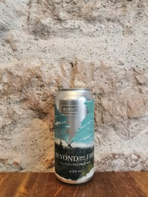 Beyond The Firs No Gluten – Burnt Mill – 44 cl