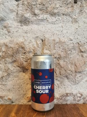 Cherry Sour – Left Handed Giant – 44 cl