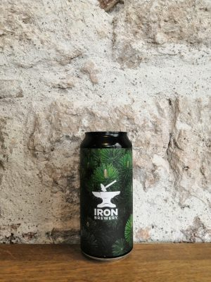 Ipa DDH Citra & Simcoe – Iron – 44 cl