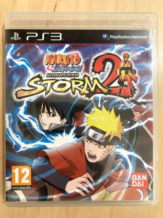 Naruto Shippuden : Ultimate Ninja Storm 2 / PS3