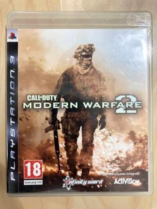Call of Duty : Modern Warfare 2 / PS3