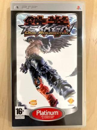 Tekken dark resurrection (Platinum) / PSP