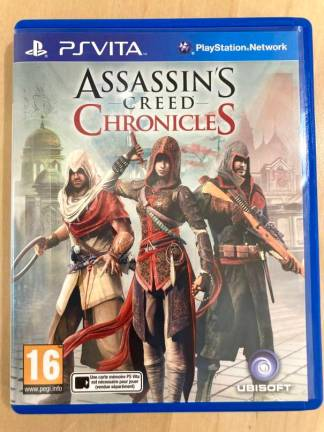 Assassin's Creed Chronicles Trilogie / PS Vita