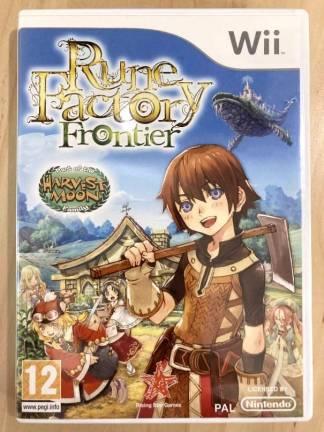 Rune Factory Frontier / Wii