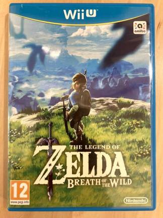 The Legend of Zelda : Breath of the Wild / Wii U