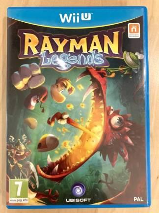 Rayman Legends / Wii U