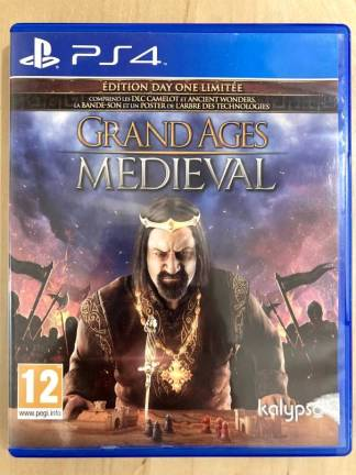 Grand Ages Medieval / PS4