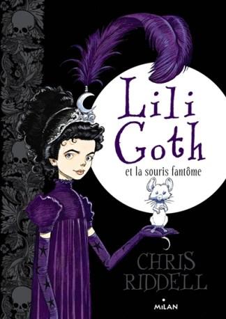 Lili Goth Lili Goth et la souris fantôme