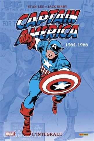 Captain America : l'intégrale Volume 1, 1964-1966