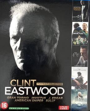 Coffret Clint Eastwood - Portrait Collection - 5 Films