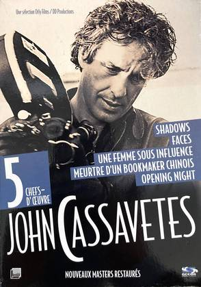 5 films de John Cassavetes - Coffret [Édition Collector]