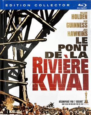 Le Pont de la rivière Kwai [Édition Collector]