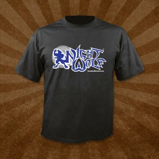 Night Wolf Logo T-Shirt