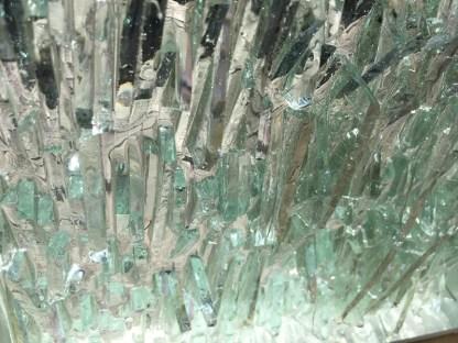 glas achterkant