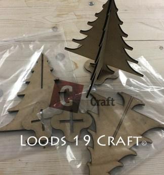 Loods 19 kerstboom