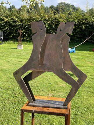 Rust - corten staal - Jan Bakker