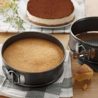 Non Stick Round 5.5 inch Baking Pans 7 inch 8 inch 9 inch