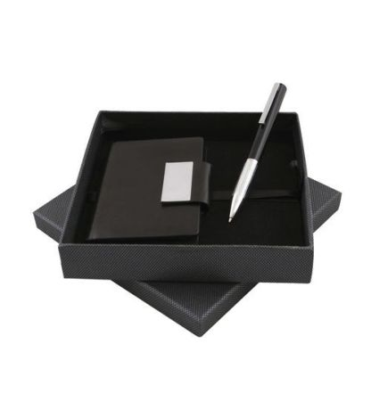 Бизнес комплект калъфче и химикалка