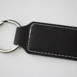 Кожен ключодържател Leather, който може да бъде стилен аксесоар към вашите ключове.