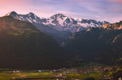 Алпите - Фототапет