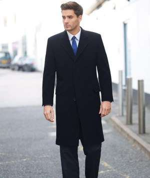 Manteau homme Bond