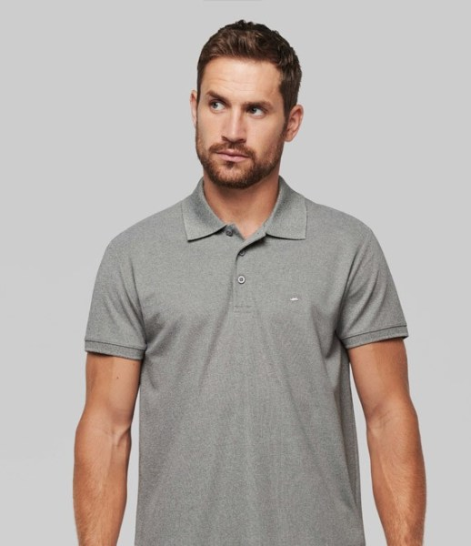 Polo maille piquée Cool Plus - white/navy
