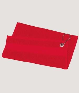 Serviette de Golf - Red