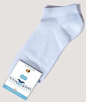 Chaussettes sport - White