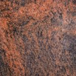 Multikolor red granit