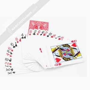 Posebne karte-Invisibel deck-Rdeče