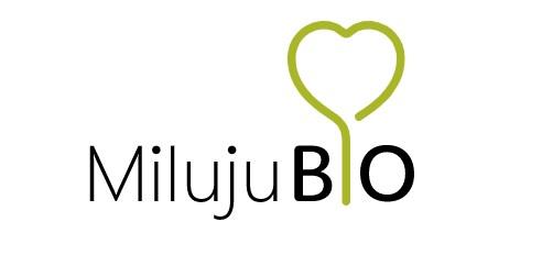 miluji bio logo
