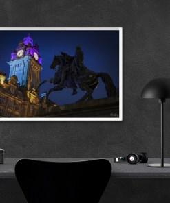 Duke of Wellington at Night | Manel Quiros Photography