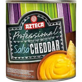 Découvrez l'incontournable accompagnement pour le HotDog ! La conserve de Sauce Cheddar en 3kg ! Idéal pour les HotDogs, Burgers & Frites !