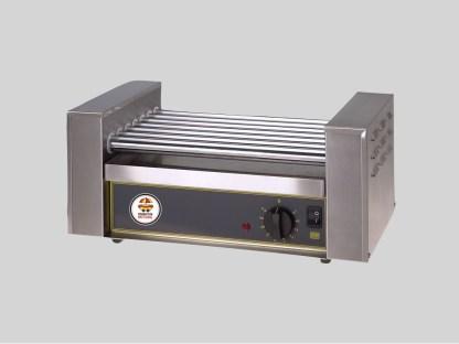 Découvrez notre Machine Hot Dog Grill ! Une cuisson rotative, pour une visibilité produit et une cuisson grill optimale !