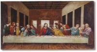 """""""L'Ultima Cena"""" - Leonardo da Vinci (1495) - Cenacolo di S ..."""
