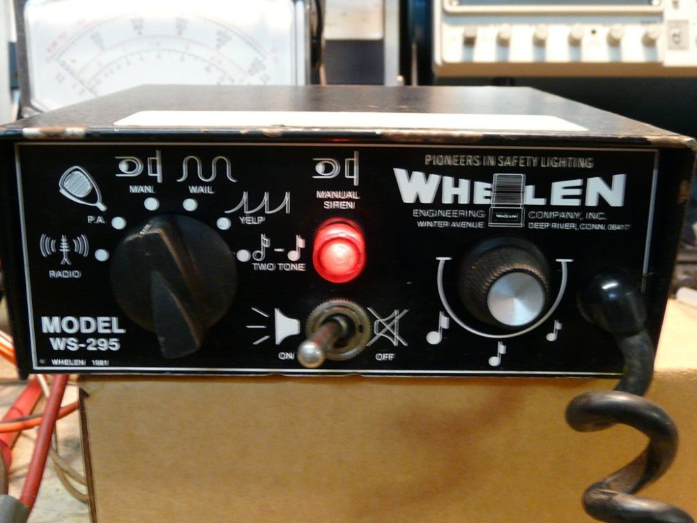 medium resolution of whelen 295 siren wiring diagram light wiring diagrams lol whelen ws 295 53 electronic siren amplifier