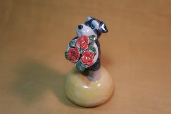 花束シュナウザー