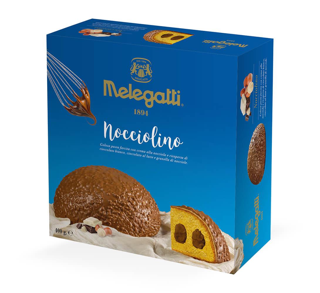 Torta Melegatti Nocciolino PF-PRE004