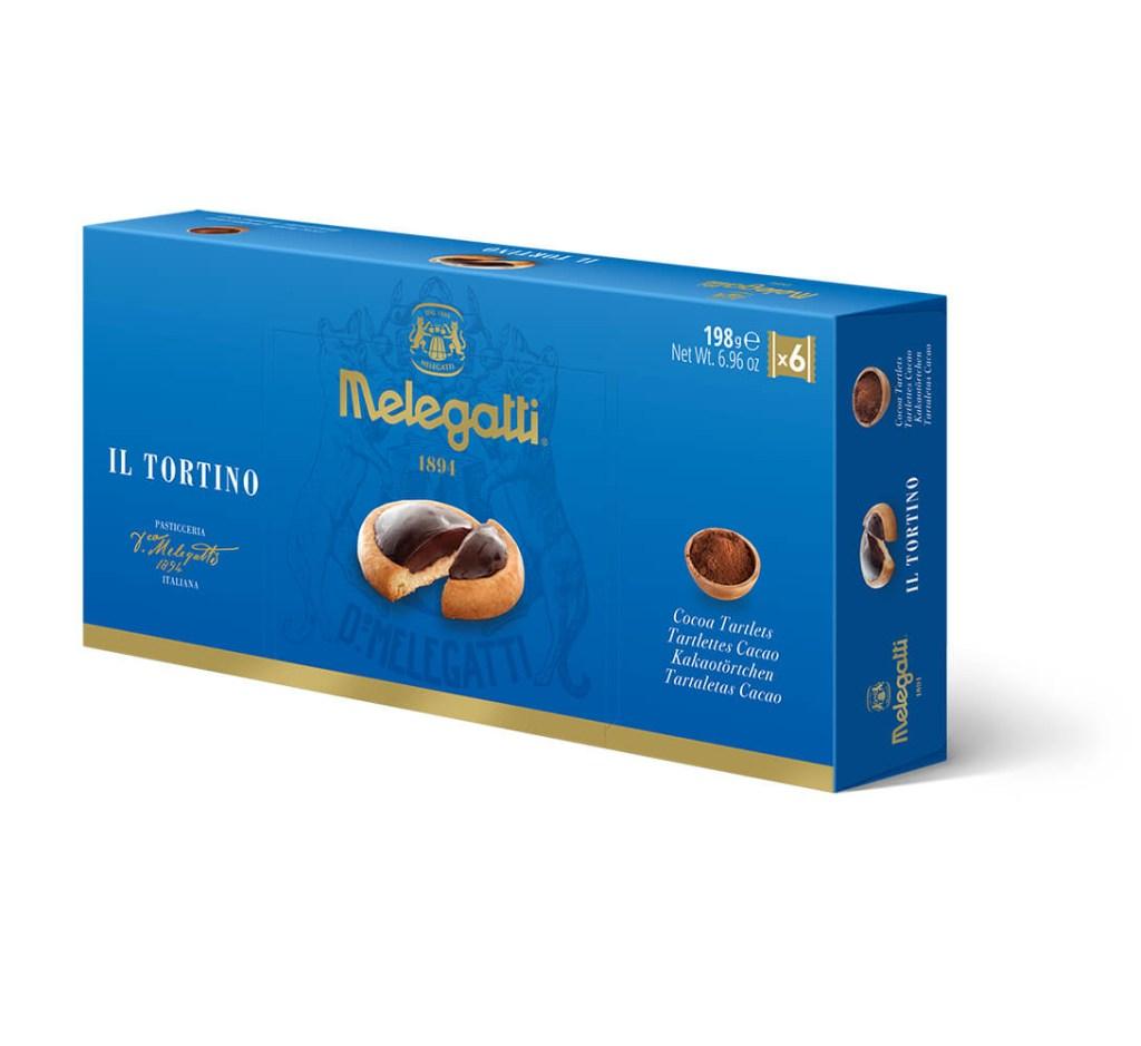 Biscotti Il Tortino Al Cacao Melegatti PF-BIS021
