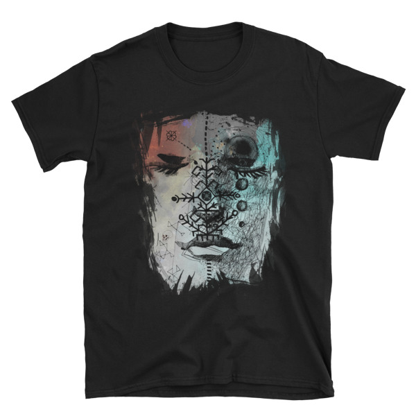 Spirit Symbolic Short-Sleeve Unisex T-Shirt