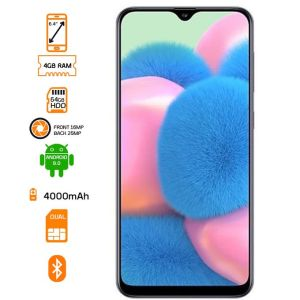 Samsung Galaxy A30s - 64GB HDD - 4GB RAM