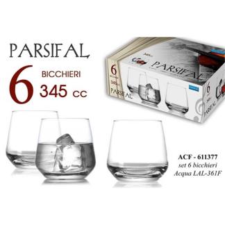 ACF/6 BICCH.ACQUA PARSIF 345CC LAL361F