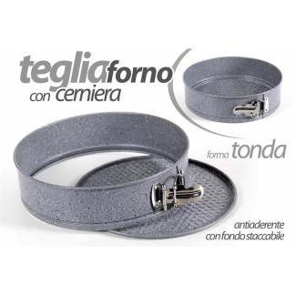 EMM/TEGLIA FORNO TDO 26*6,8CM HBH100-ST